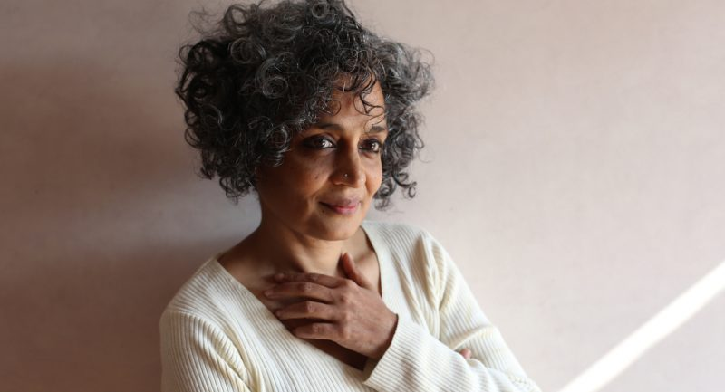 Mayank Austen Soofi talks about the cover photograph of 'The Ministry of Utmost Happiness'