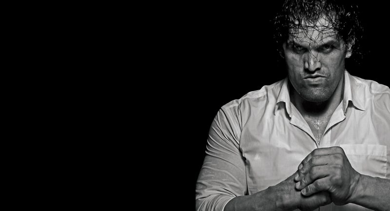 7 Quotes by The Great Khali that're Bound to Motivate You