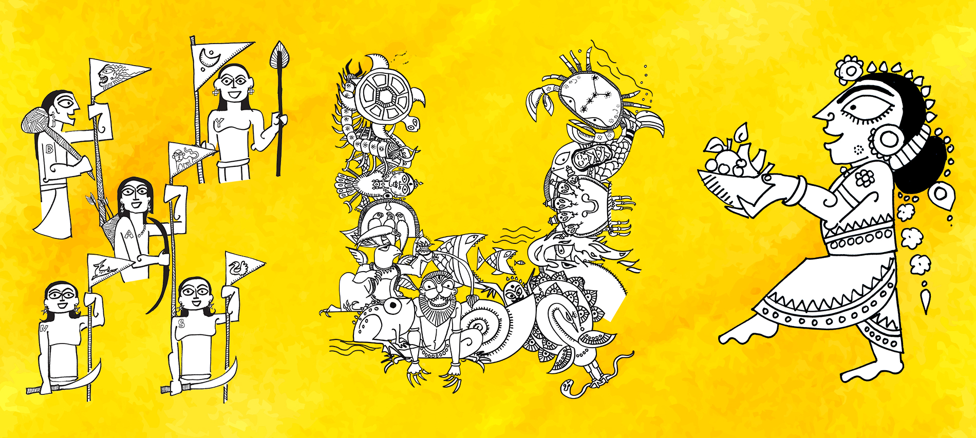 Have You Introduced Your Child to Devdutt Pattanaik's Mythological Stories with a Twist?