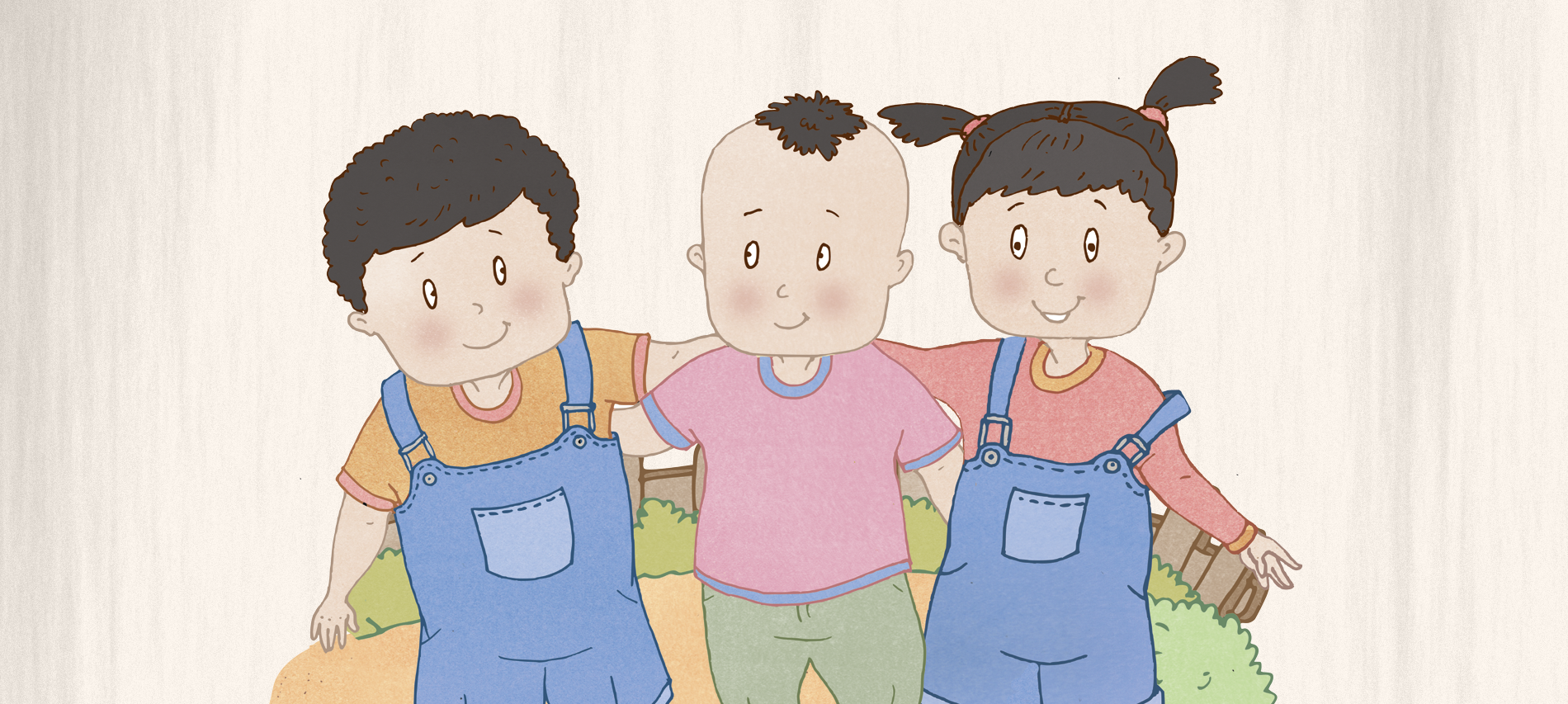 There's a New Boy In Nicky and Noni's Class! Do They Become Friends? — 'Being a Good Friend Is Cool': An Excerpt