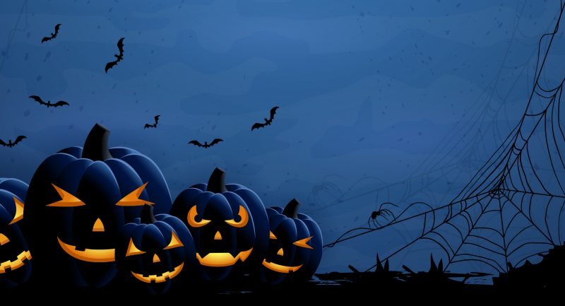 Spooky Books to Read this Halloween!