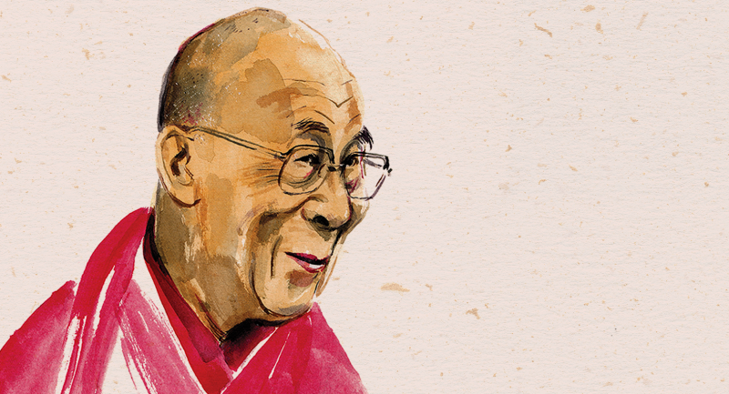5 sure-shot mantras to attain happiness; The Dalai Lama shows the way