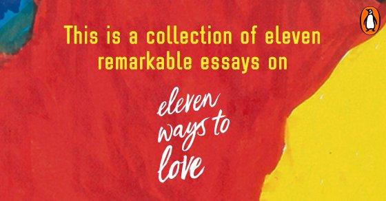 Eleven Different Ways to Love