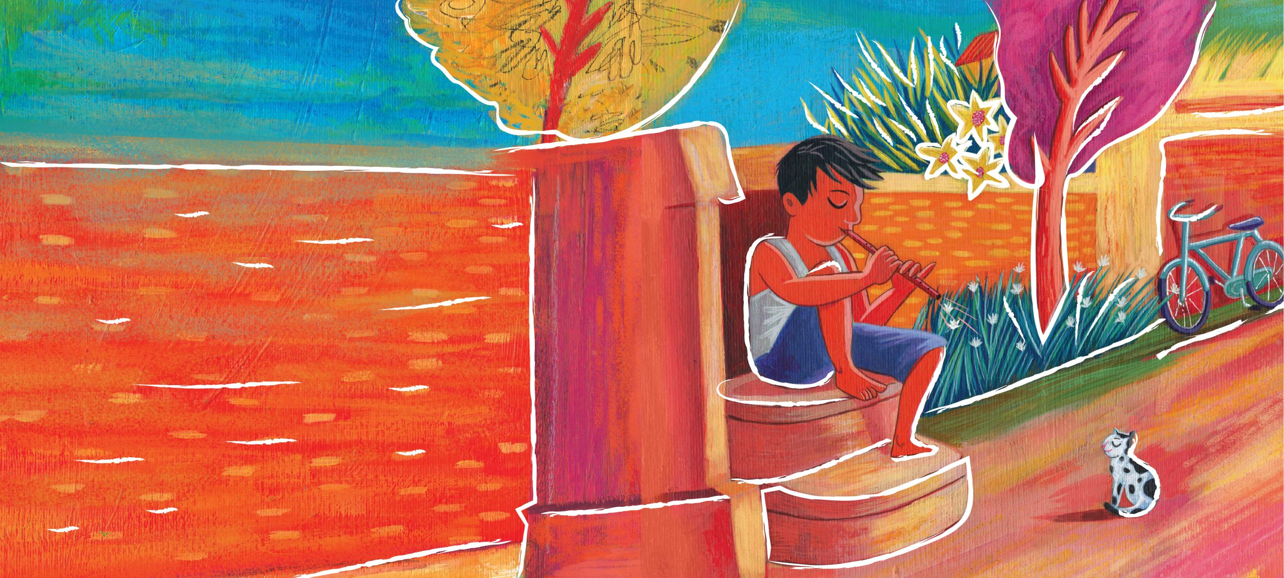 Ranji the Music Maker,  a story every child must read!