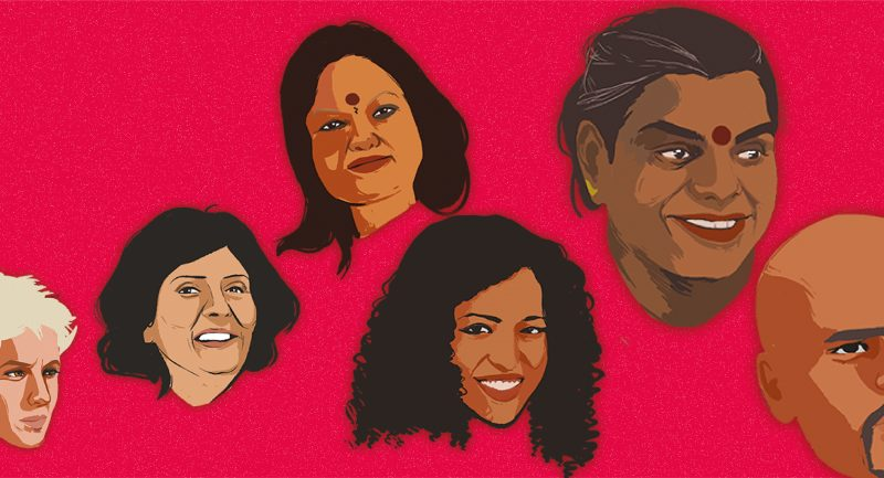 Check out the #FeministRani Moments of these Wonderful People