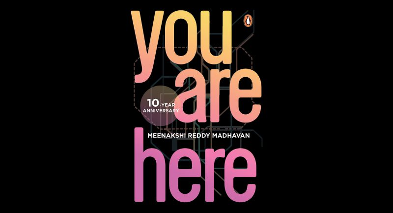 Meet the firecracker protagonist of  'You Are Here'