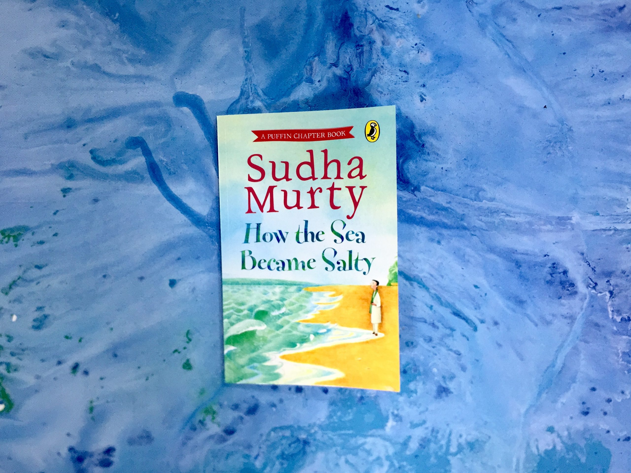 Beautiful Lines From Sudha Murty's New Book for Children!