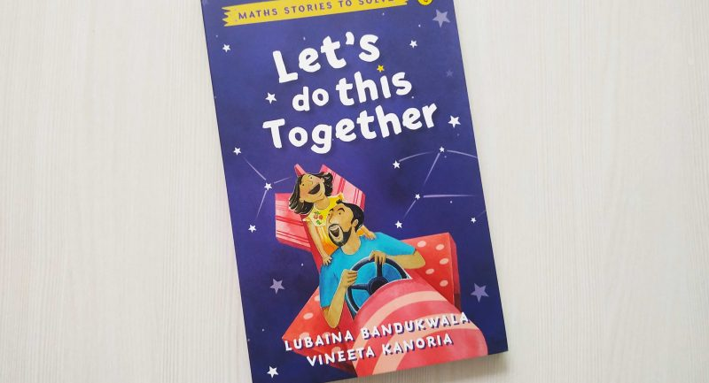Make Bedtime Story Fun - An Excerpt from 'Let's Do This Together'