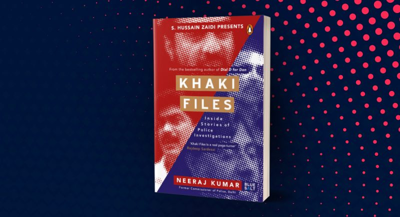 Stories of Investigative Feats: An Excerpt from 'Khakhi Files'