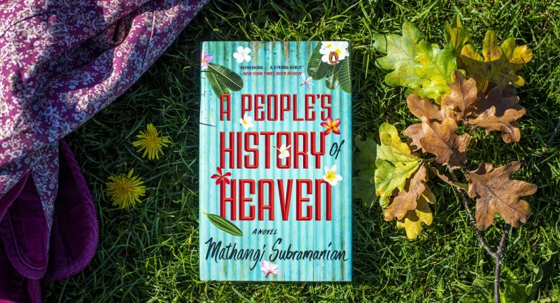 8 Stunning Lines from 'A People's History of Heaven' to Sear Your Heart