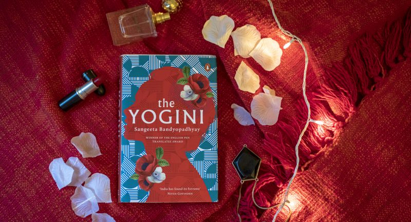 5 Beautiful Lines from 'The Yogini'