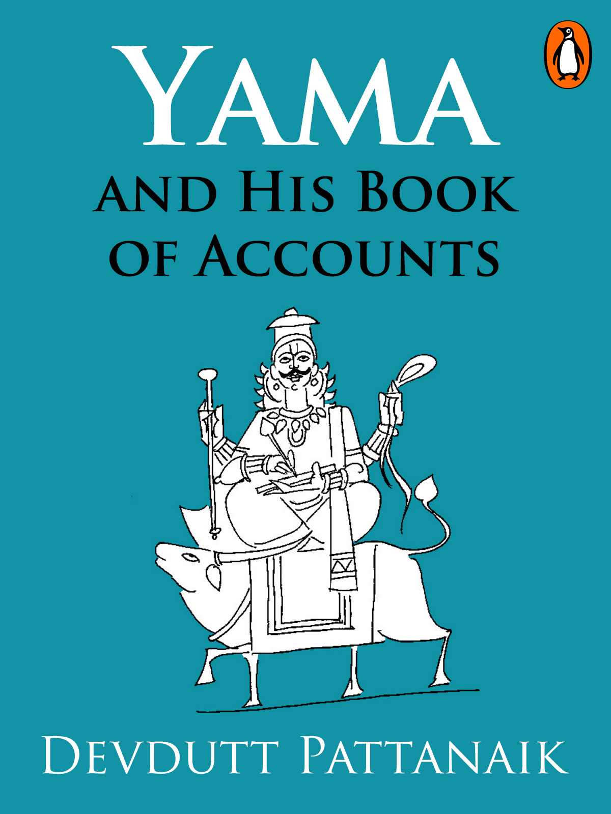 Yama and His Book of Accounts