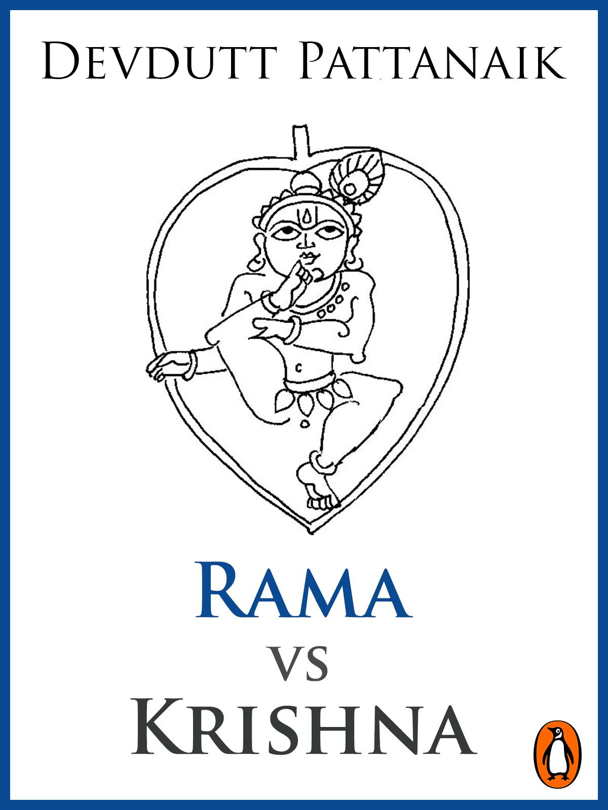 Rama vs Krishna