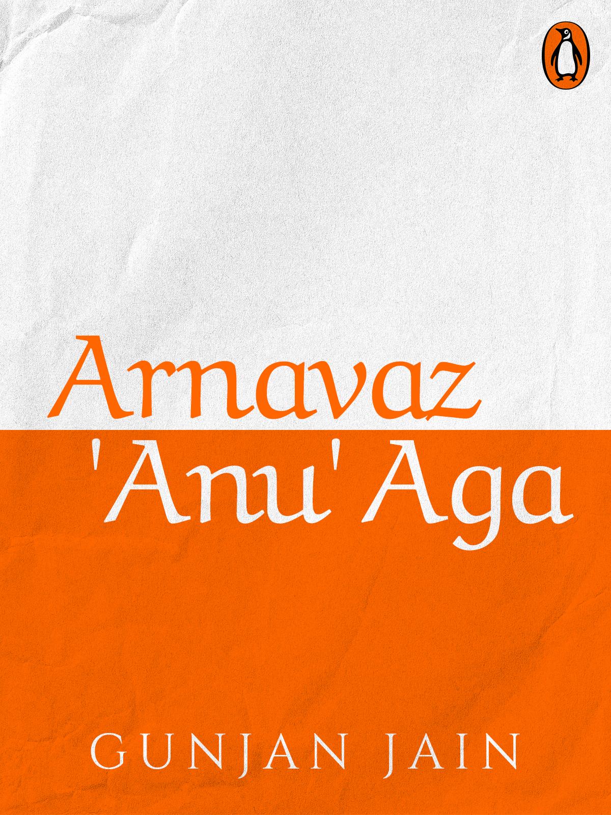 Arnavaz 'Anu' Aga
