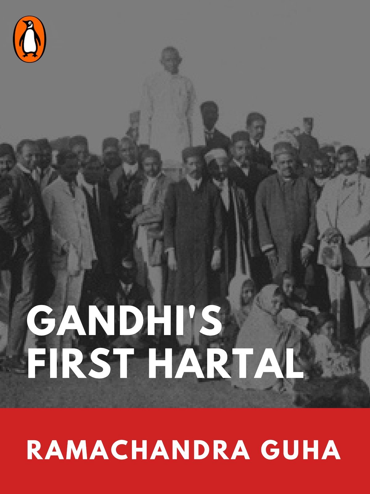 Gandhi's First Hartal