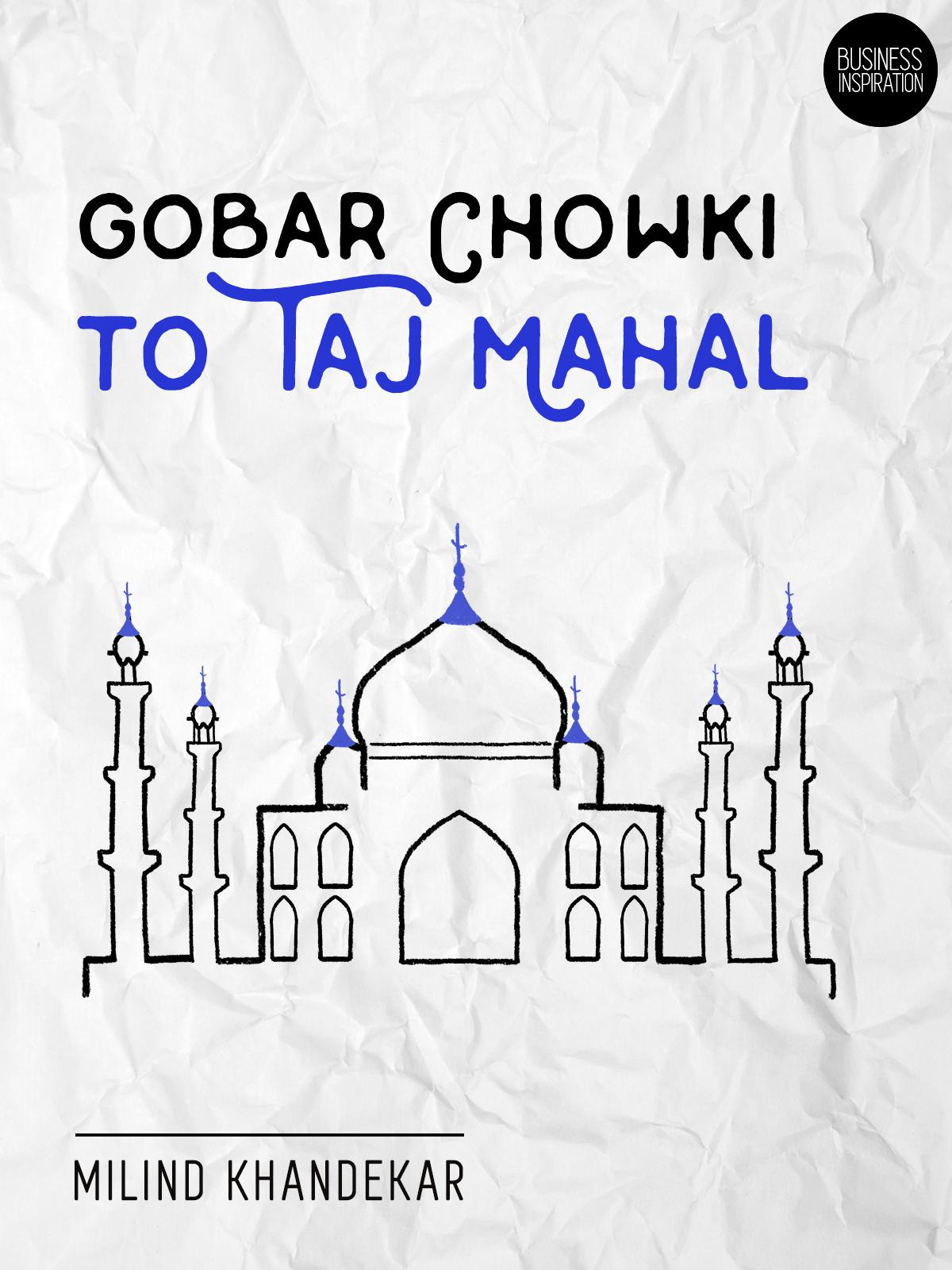 Gobar Chowki to Taj Mahal