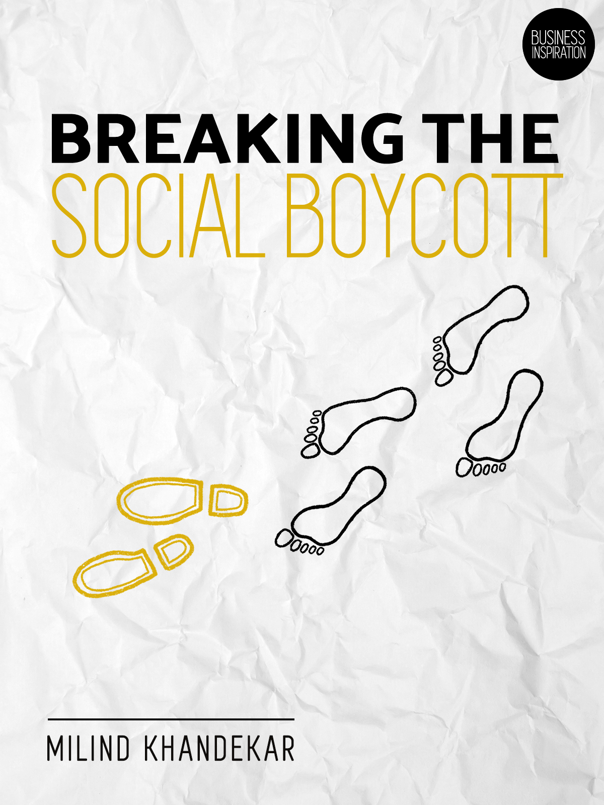 Breaking the social boycott