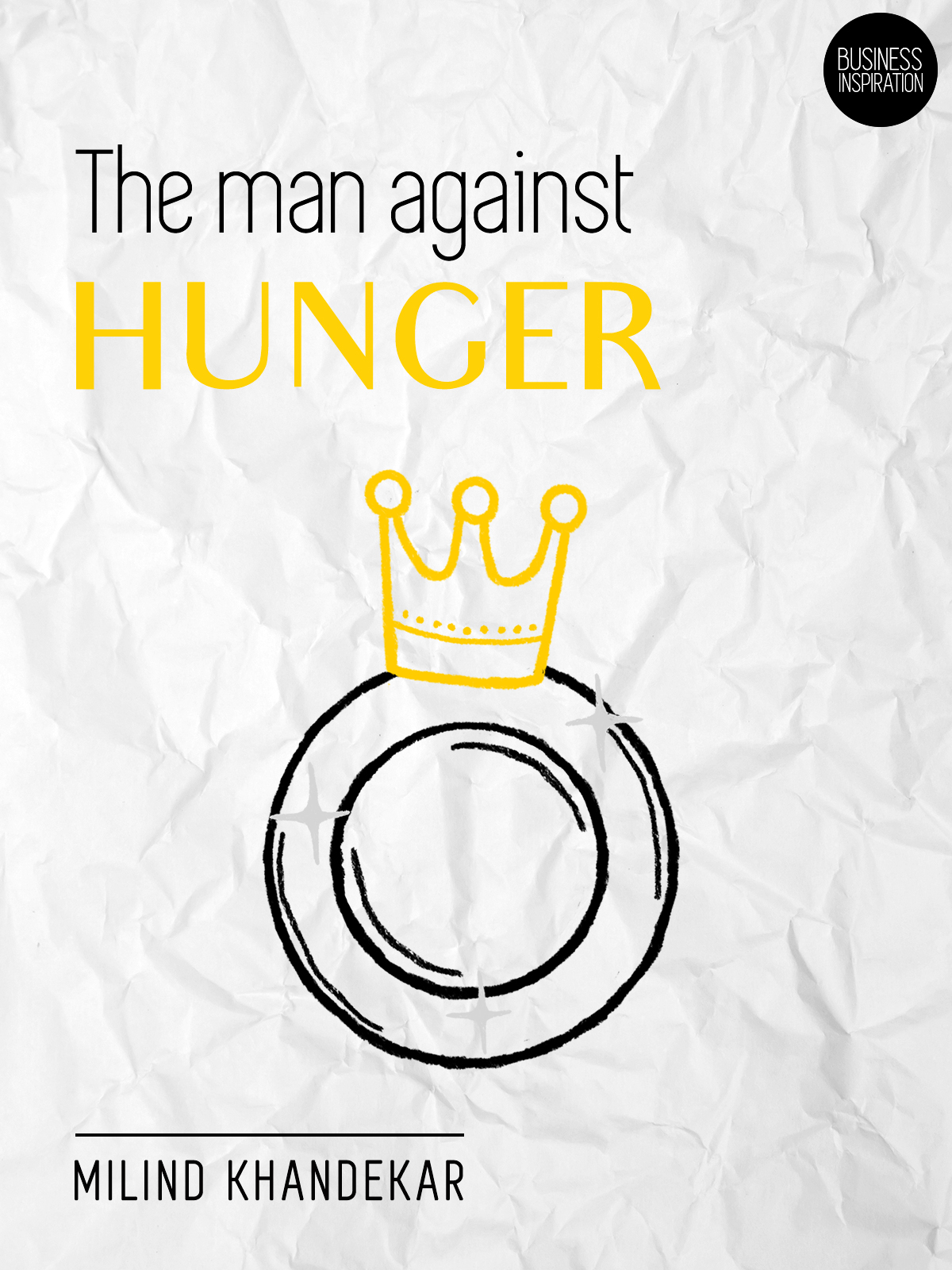 The man against hunger