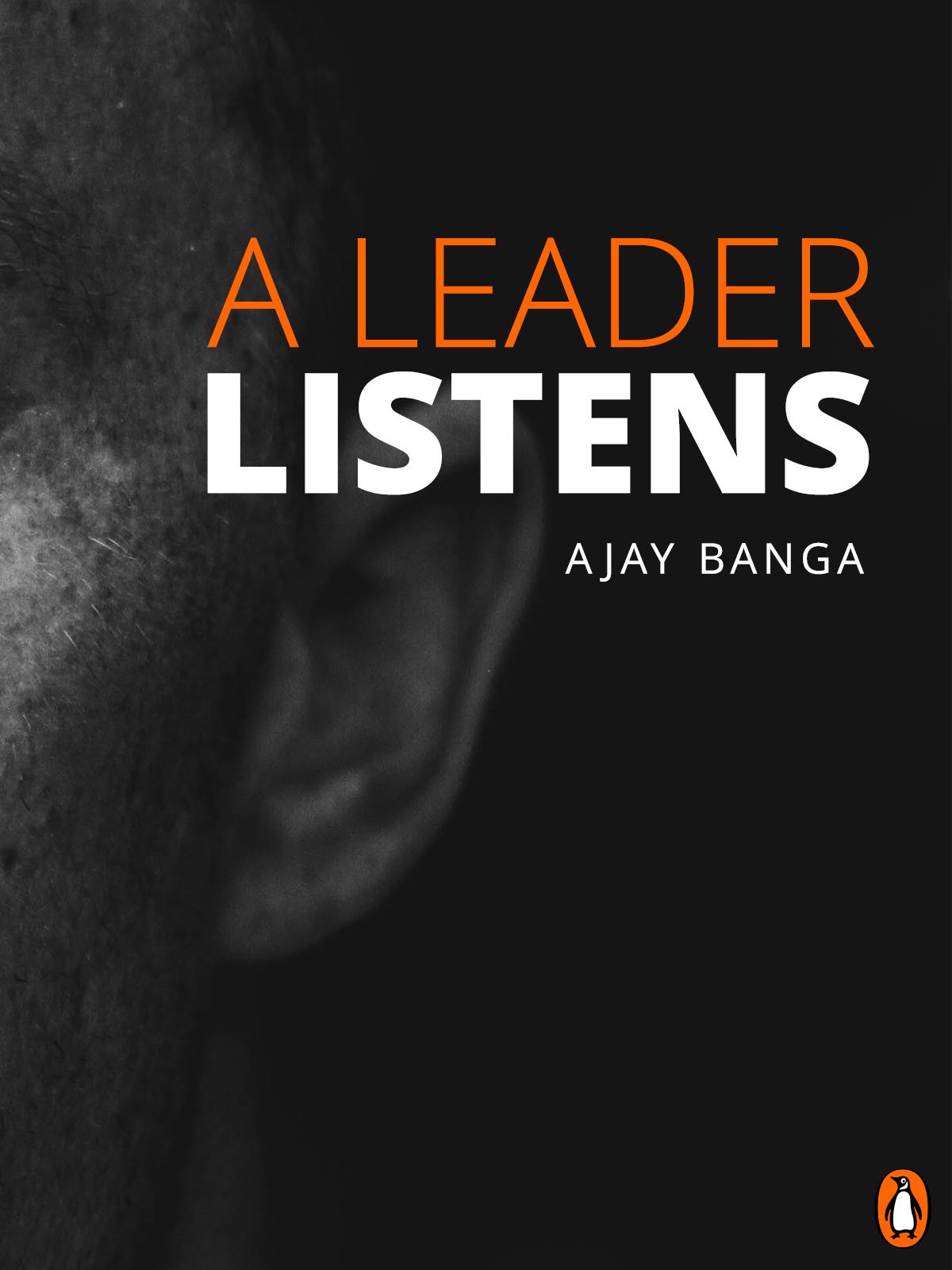 A Leader Listens