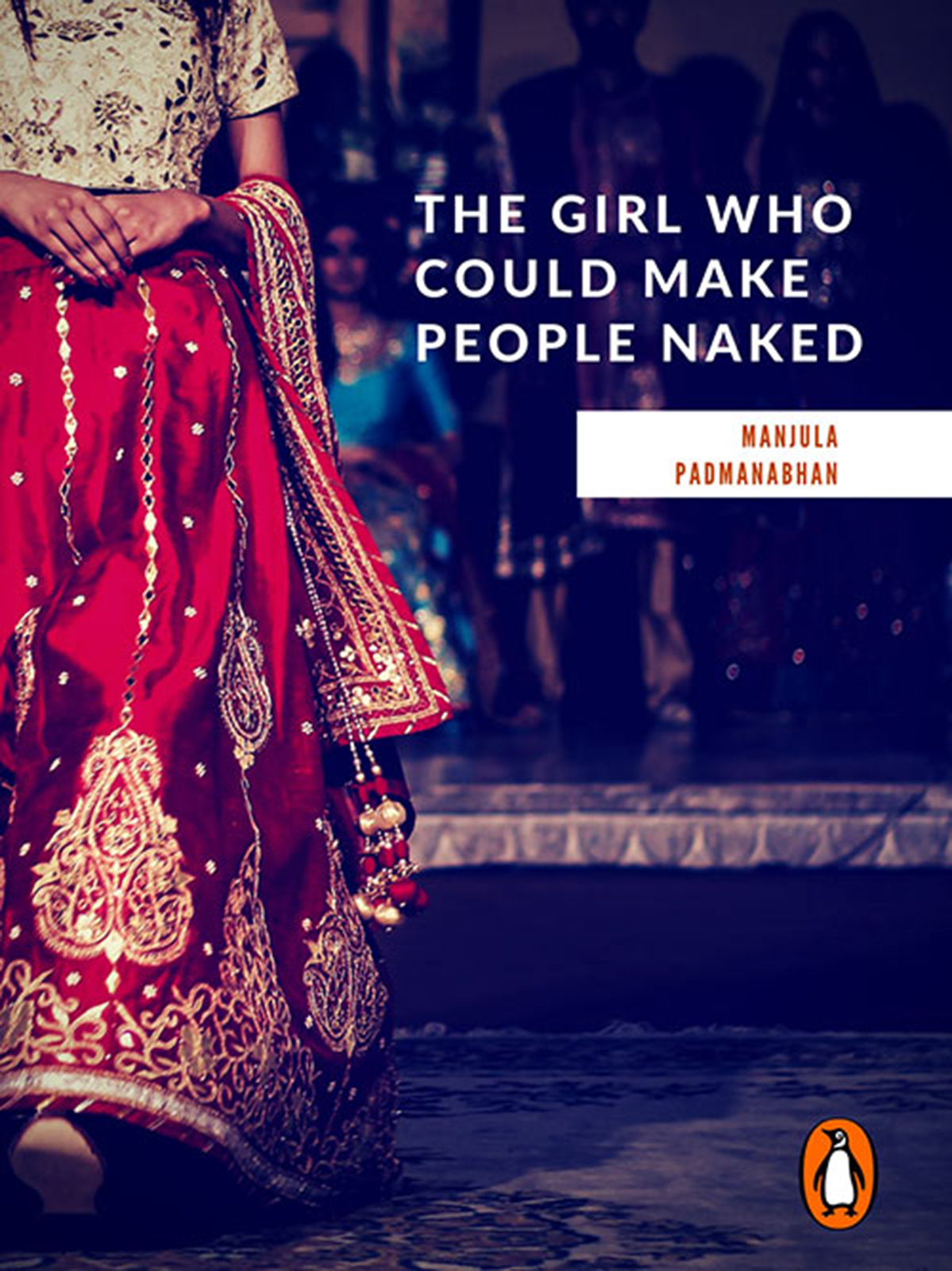 The Girl Who Could Make People Naked
