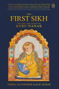 Front Cover of The First Sikh