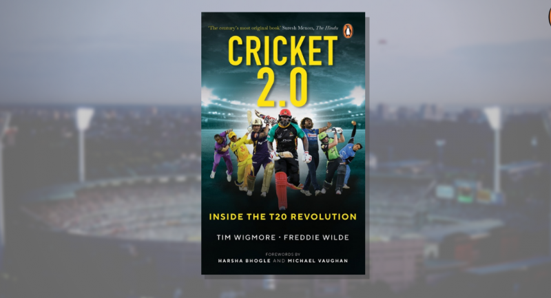 Author speak: Writing on T20, cricket and more!