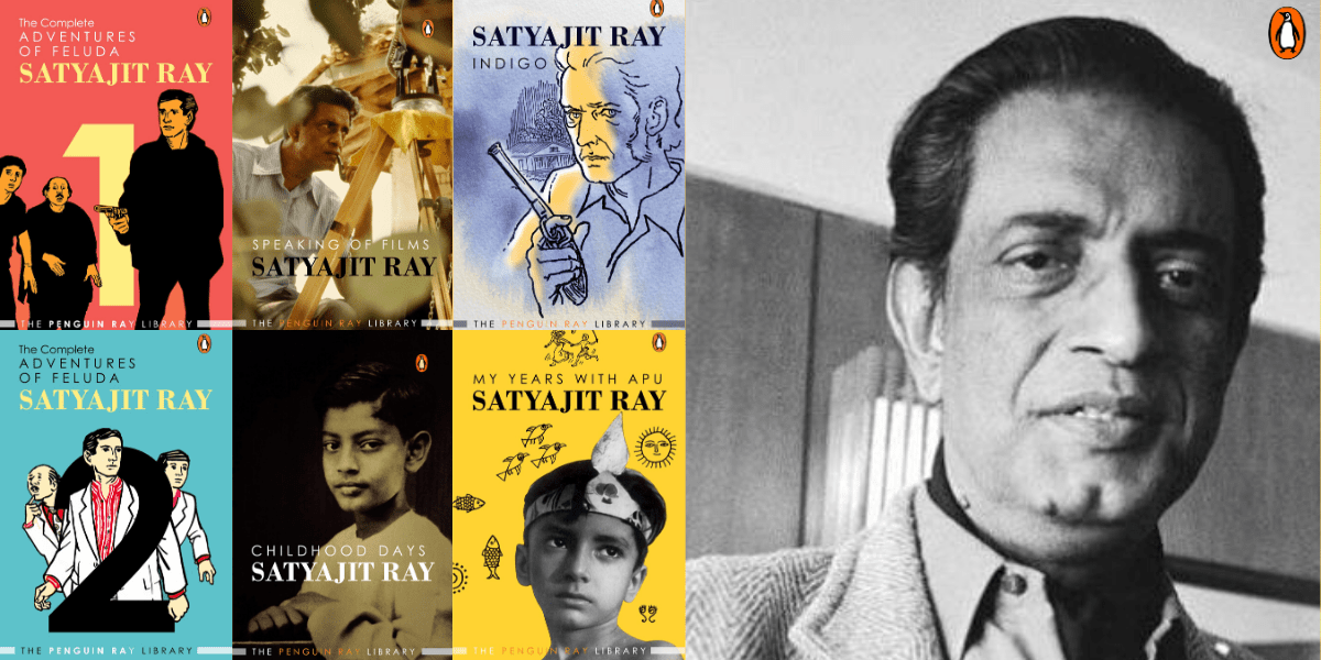 Escape into the world of Satyajit Ray!