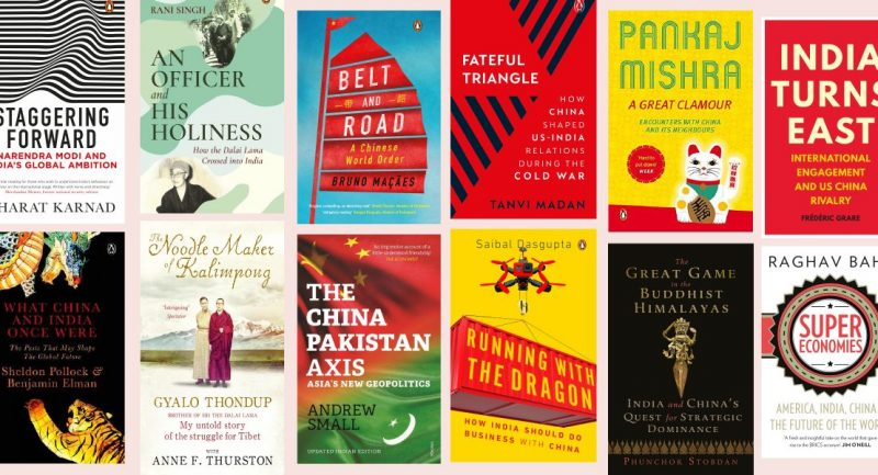 Books to Understand the Indo-China Relationship Better