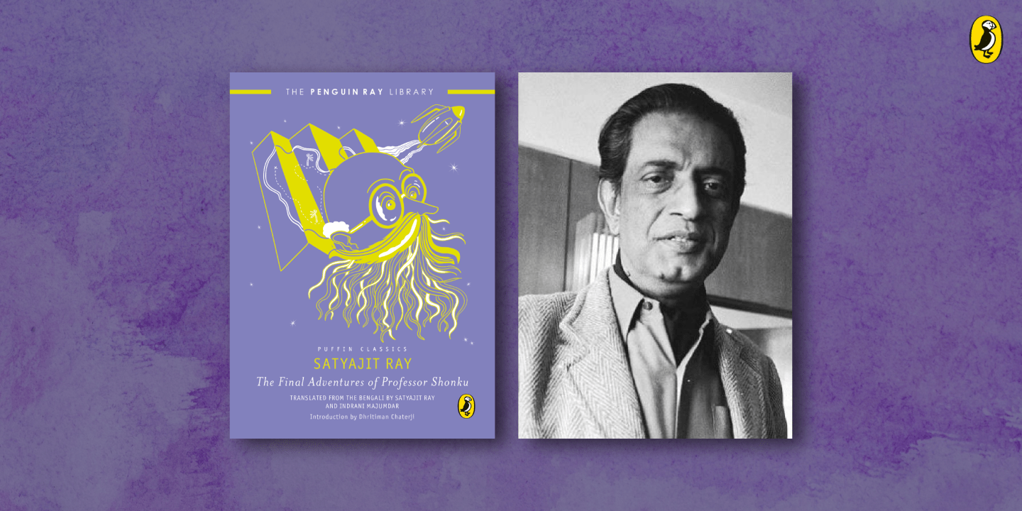 Professor Shonku & Other Iconic Satyajit Ray Books for the Young Ones