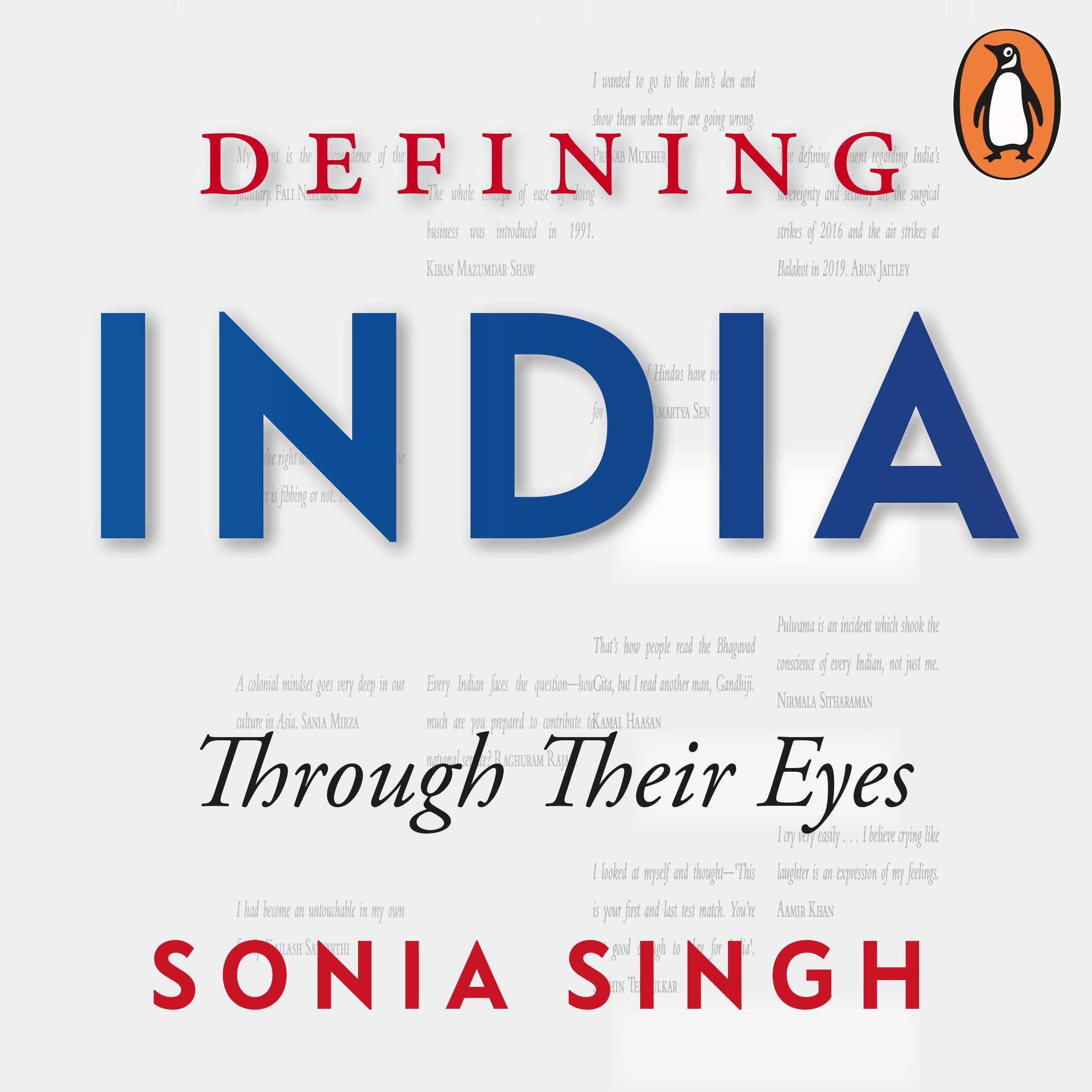 Defining India