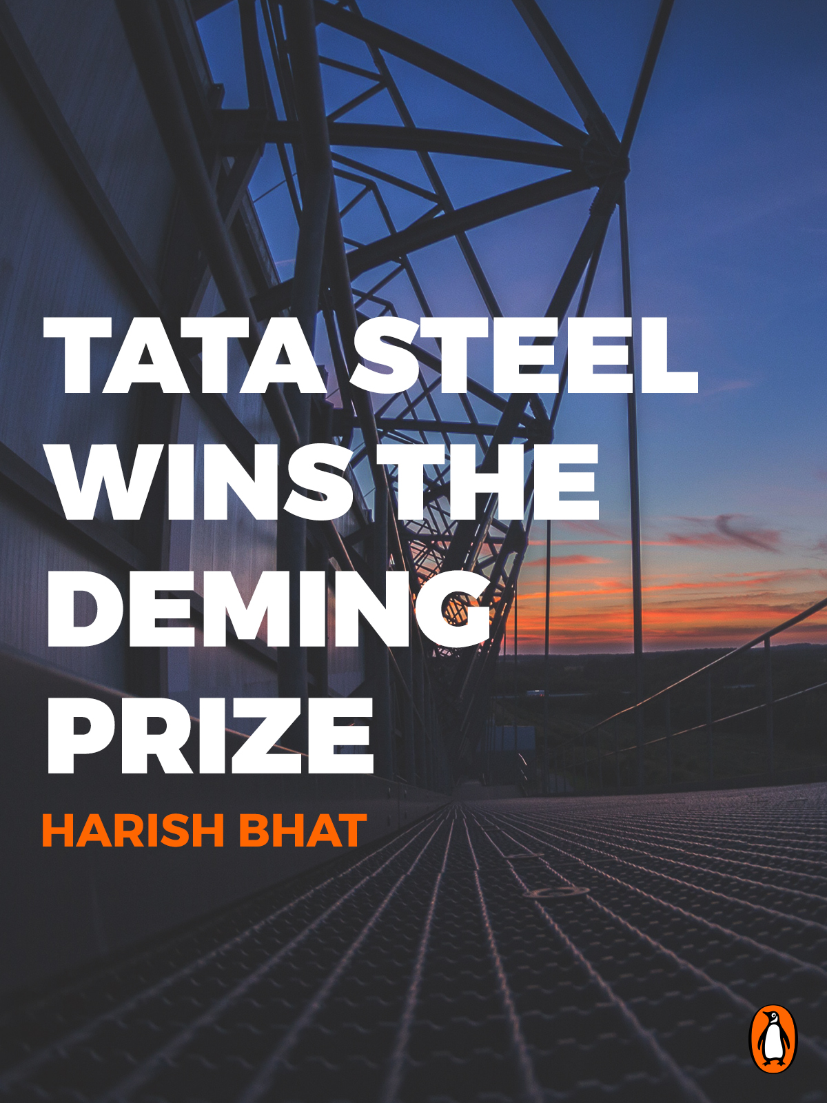 Tata Steel Wins the Deming Prize