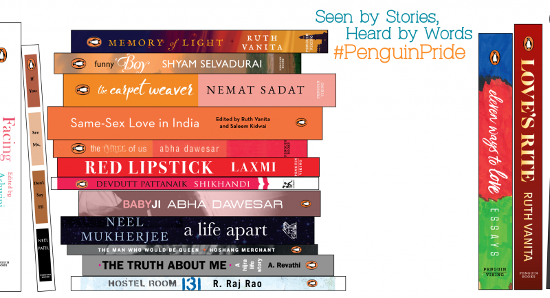 Here's our Penguin Pride roundup!