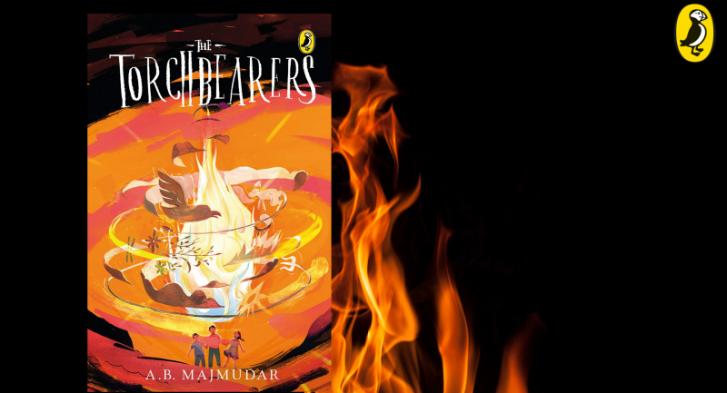 Meet Prem, an eleven-year old Torchbearer with an imagination!