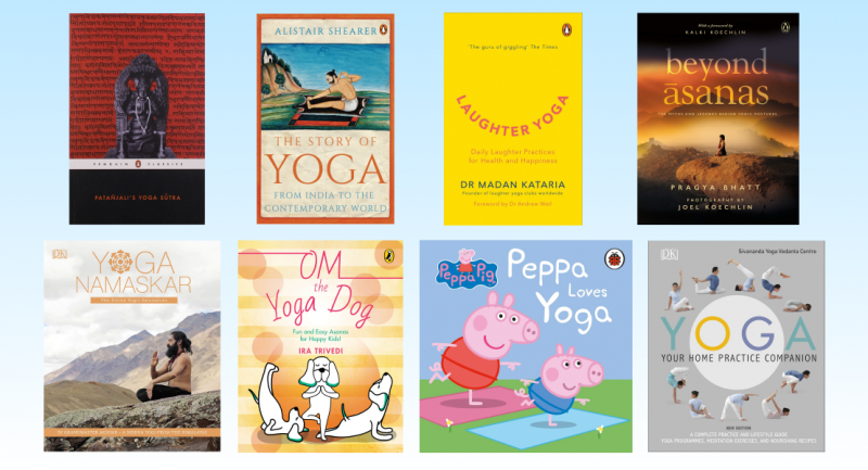 Yoga Reads for Everyone!