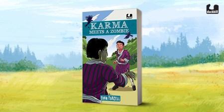 Karma Meets A Zombie