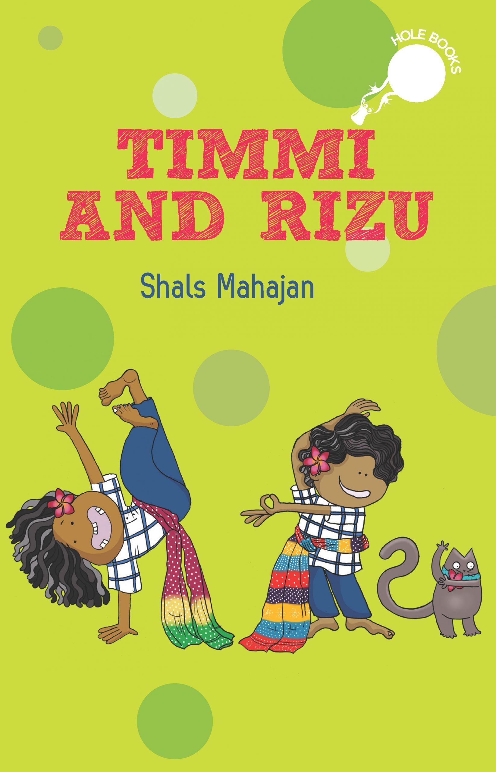 Timmi and Rizu
