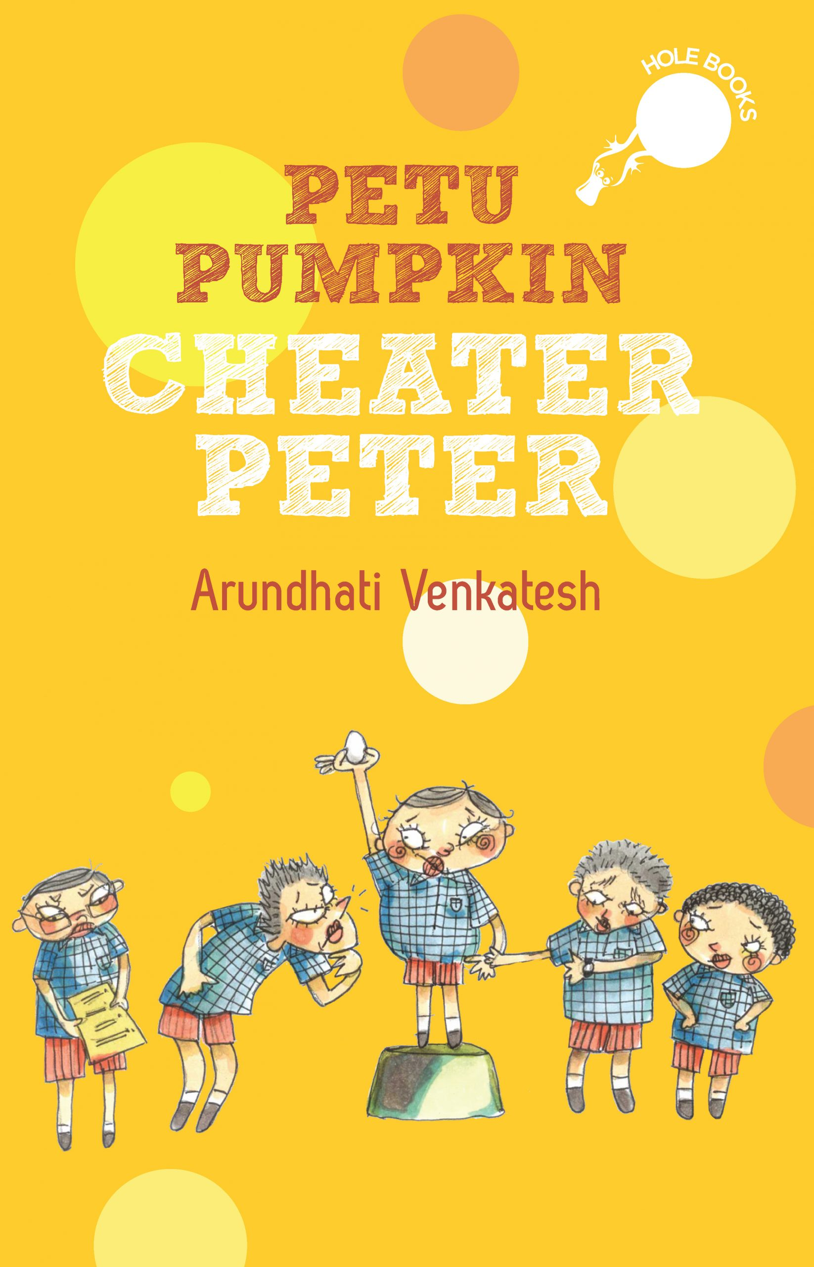 Petu Pumpkin Cheater Peter