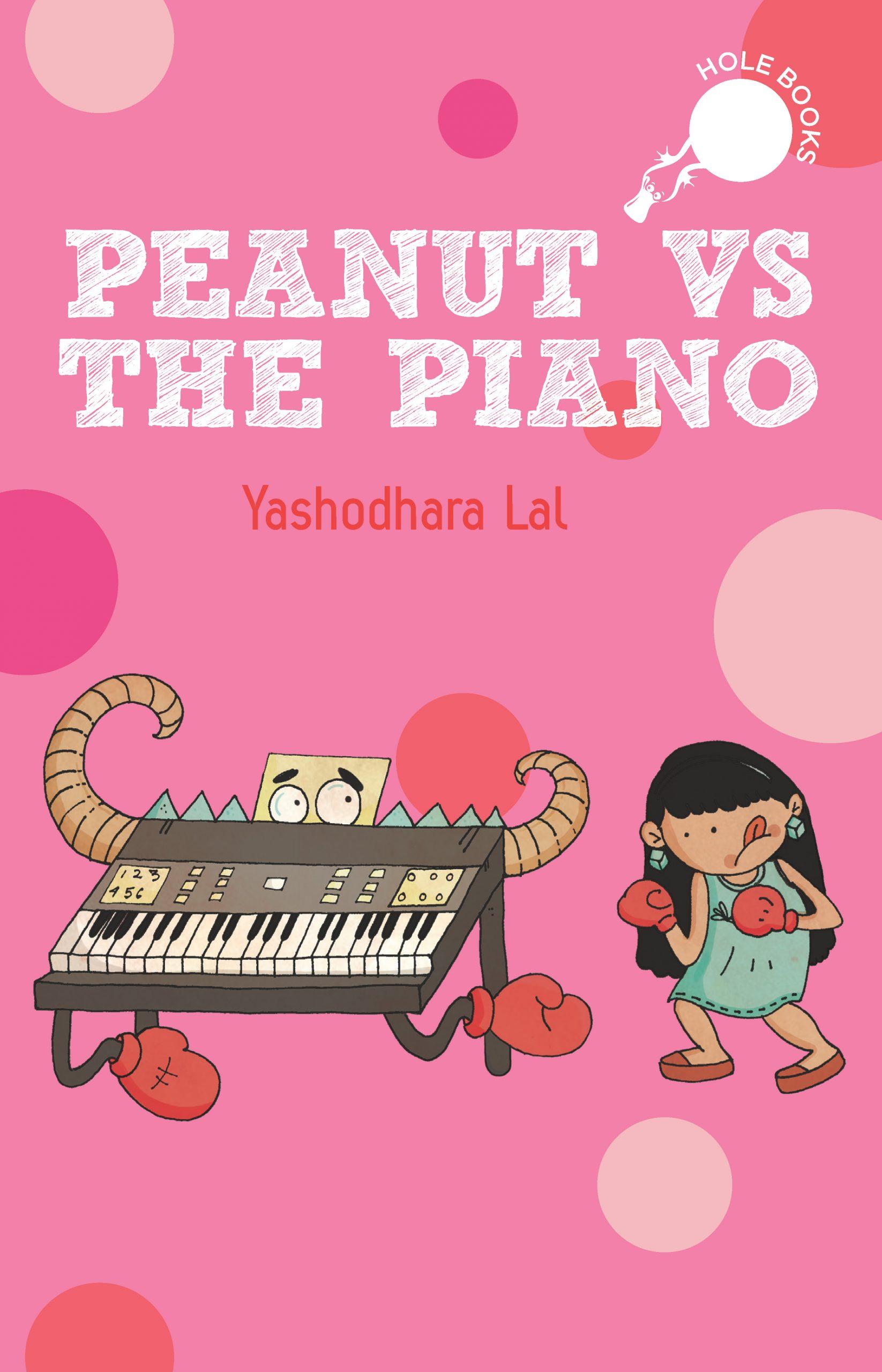 Peanut vs the Piano