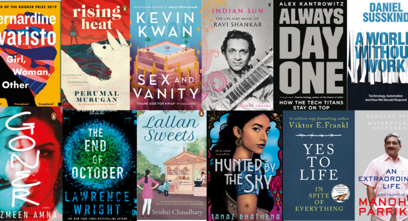 Curl up with these monsoon reads!