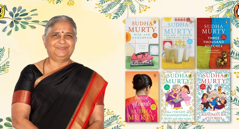 Celebrate 70 years of the legendary Sudha Murty with these words of wisdom