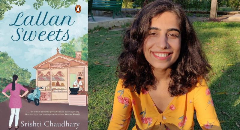 Srishti Chaudhary on being a young author, her 90s nostalgia and more!