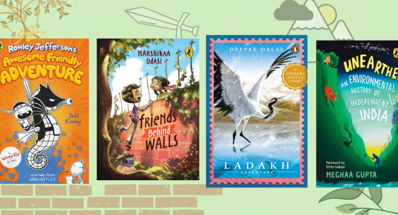 Friendship, nature and adventures: August bookshelf for the young readers!