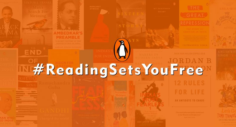 Twelve book recommendations to unshackle the mind | #ReadingSetsYouFree