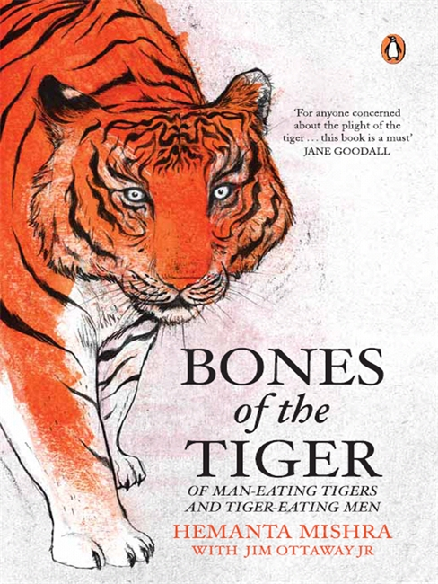 Bones Of The Tiger