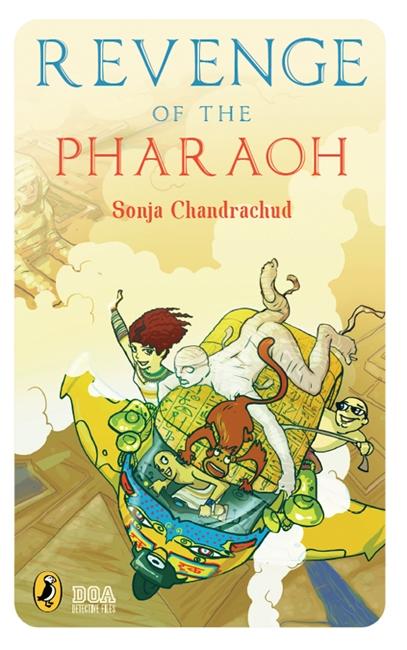 Doa Detective Files Book 2 – Revenge Of The Pharaoh