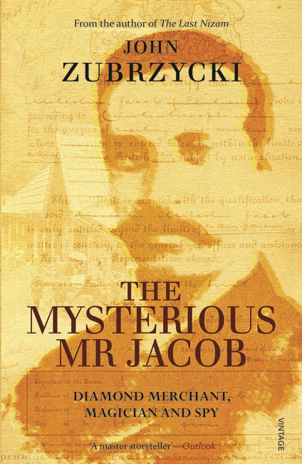The Mysterious Mr Jacob