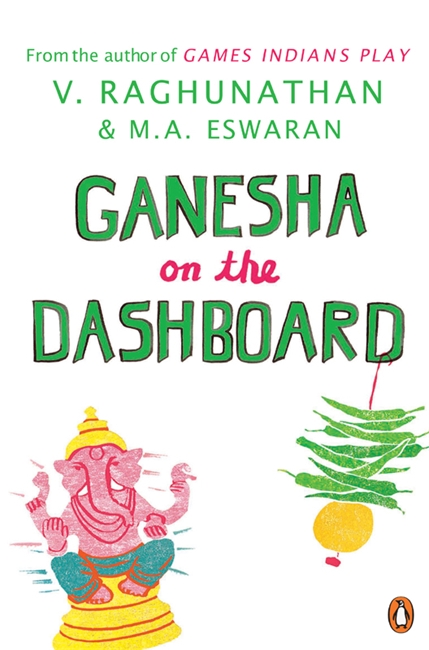 Ganesha on the Dashboard