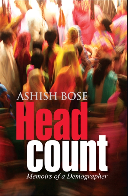 Head Count: Memoirs of a Demographer
