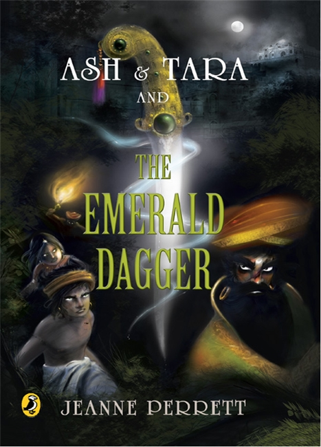 Ash & Tara And The Emerald Dagger