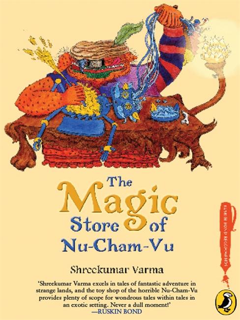 The Magic Store Of Nu-Cham-Vu